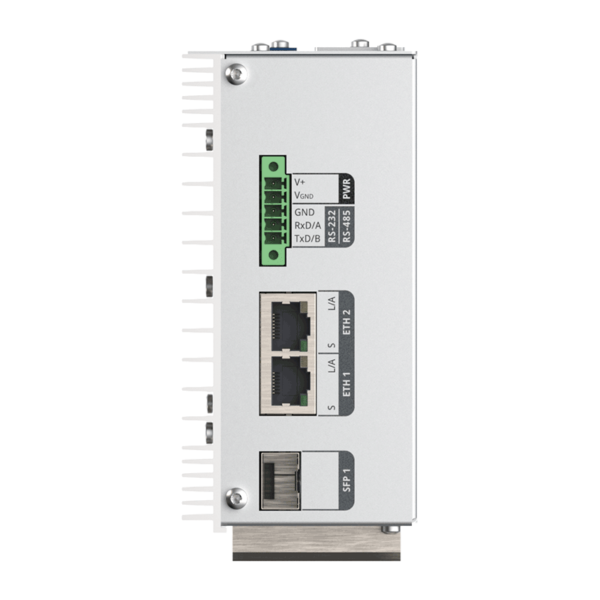 NB1800 Modular Gigabit SFP Industrial Router photo 5