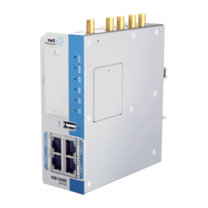 NB1601 Modular Industrial Router photo 2