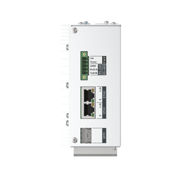 NB1800 Ethernet router with mobile wireless for Industrial - interfaces
