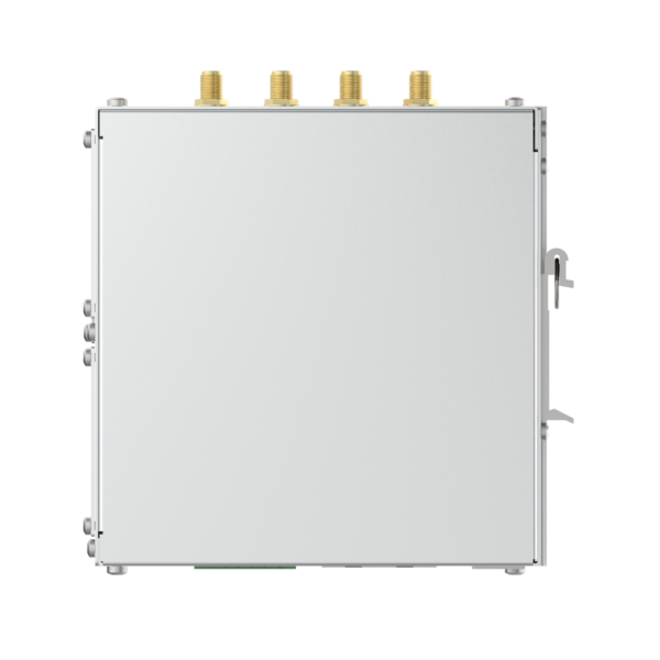 NB1800 Ethernet router with mobile wireless for Industrial - side