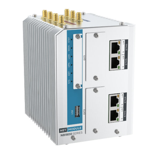 NB1810 Gigabit Router with PoE for Industrial