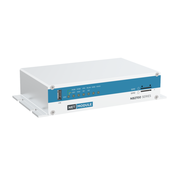 NB2700 compact vehicle WiFi router - featured imaged