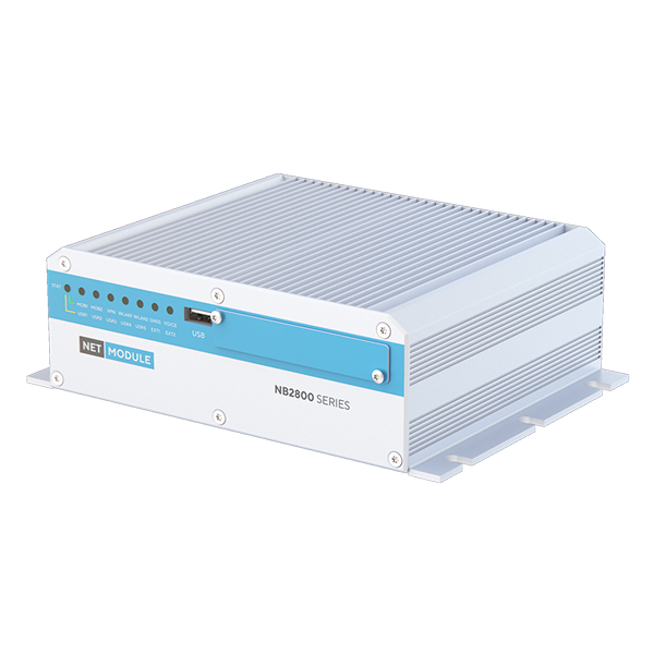 NB2810 rugged e-mark transport router