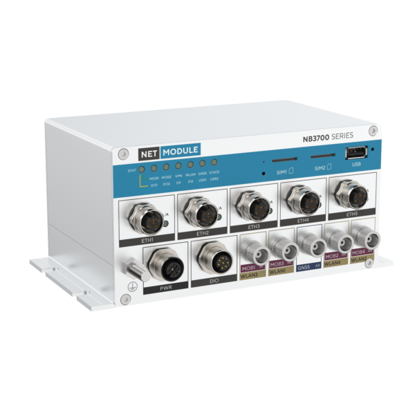 NB3700 small train router - featured image